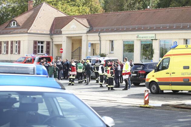 Großeinsatz auf Plauener Hauptfriedhof beendet