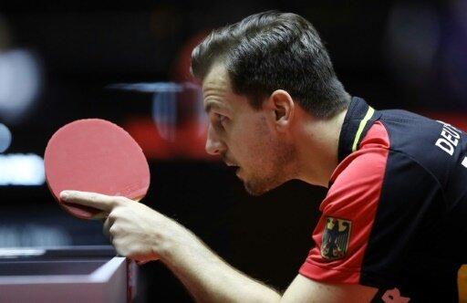 Timo Boll steht in Japan im Viertelfinale