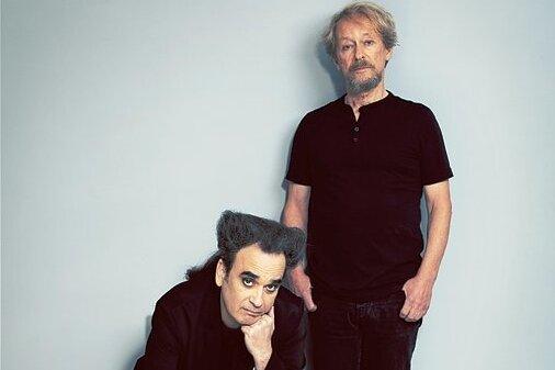 Alexander Veljanov (links) und Ernst Horn sind Deine Lakaien.