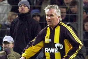 Fußballlegende Reinhard Häfner gestorben