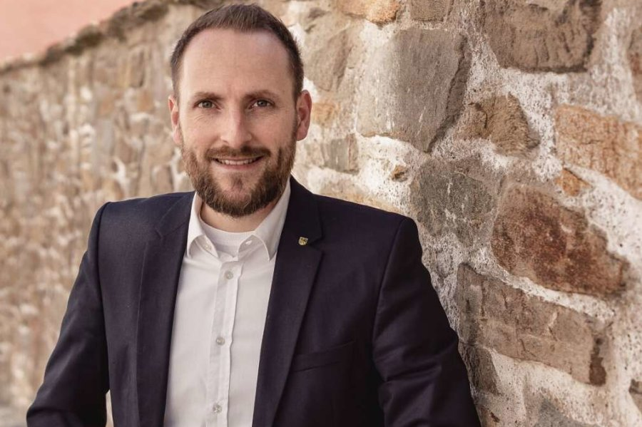 Robert Frisch - Geschäftsführer CDU-Kreisverband Mittelsachsen