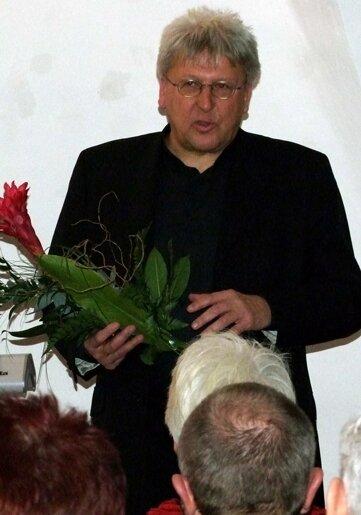 """<p class=""""artikelinhalt"""">Eberhard Görner kam am Samstagabend selbst zur Aufführung seines Dokumentarfilmes über Armin Muller-Stahl. Mehr als 60 Besuchern sahen ihn in der Galerie Art Gluchowe. </p>"""