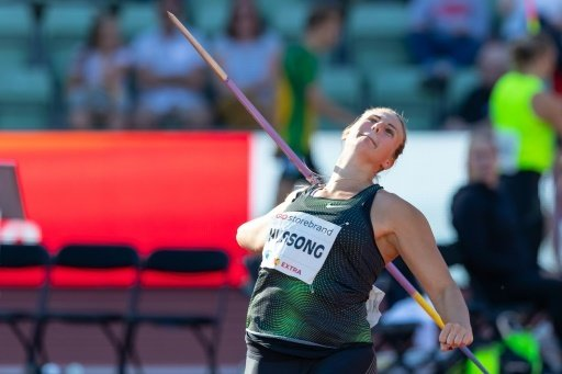 Christin Hussong gewinnt deutlich mit 63,54 m
