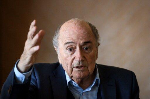 Joseph Blatter fordert Konsequenzen für Gianni Infantino