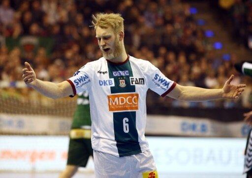 Matthias Musche hat seinen Vertrag bis 2024 verlängert