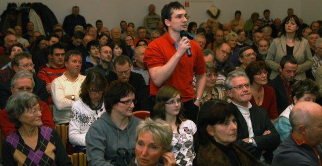 Die Doping-Praxis im DDR-Spitzensport provozierte bei dem von Oberwiesenthal nach Annaberg verlegten Vortrag Publikumsfragen.