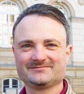Marcel Uebel - Energiemanager in der Plauener Stadtverwaltung.