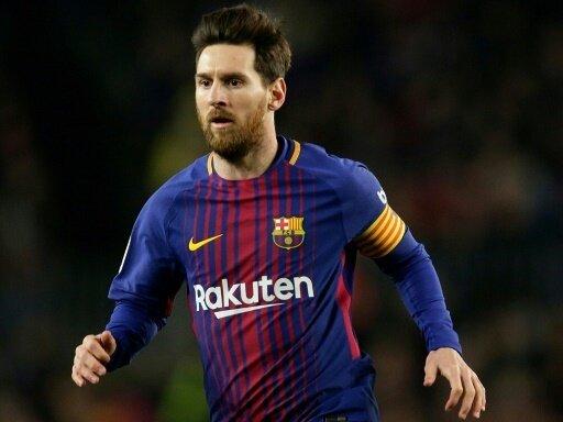 Lionel Messi fehlte dem FC Barcelona beim Spiel in Malaga