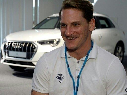 Laurin Braun will mit dem ERC Meister werden