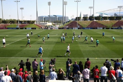 Bayern München hält am Trainingslager in Katar fest