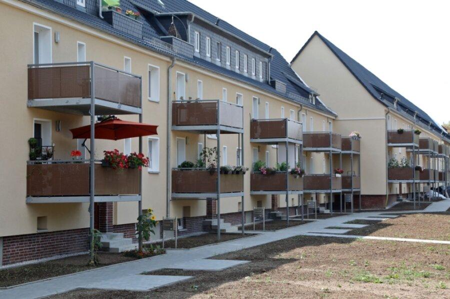 Die Wohnungen des ersten Bauabschnitts am denkmalgeschützten Gebäudekomplex Westfalenweg sind fertig gestellt und bereits bezogen.
