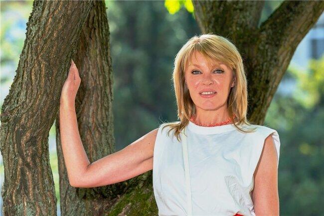Maryna Preibsch aus Dresden kämpft seit fast zwei Jahren gegen ihren Lungenkrebs. Eine neue Therapie gibt der 50-Jährigen Hoffnung.