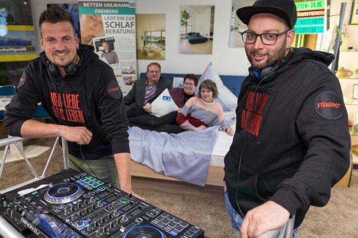 Stereoact: Viel Resonanz für Stream aus dem Bettenmuseum
