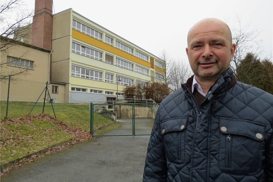 Bösenbrunns Bürgermeister Berthold Valentin hört 2022 auf. Foto: Christian Schubert/Archiv