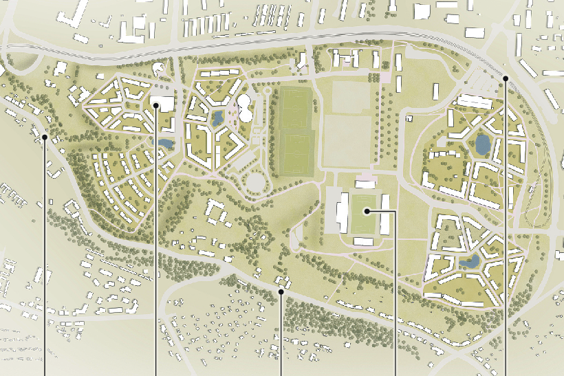 Zwickau plant klimaneutrales Wohnquartier