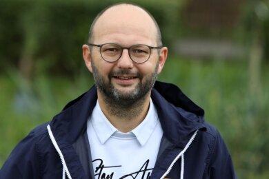 Callenbergs Bürgermeister Daniel Röthig.