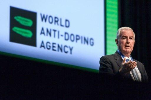 Die WADA in der Kritik (hier mit Präsident Craig Reedie)
