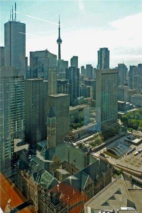 Herzen von Toronto