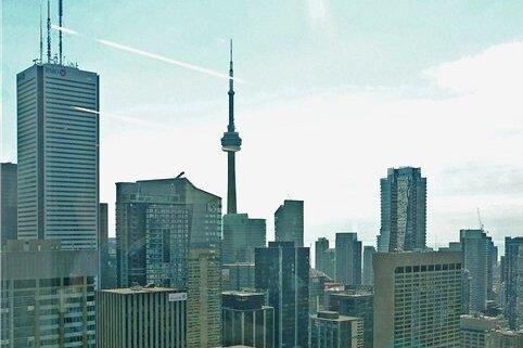 In Toronto schlägt das Herz der kanadischen Wirtschaft.