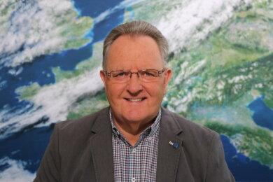 Andreas Friedrich - Tornadobeauftragter beim Deutschen Wetterdienst