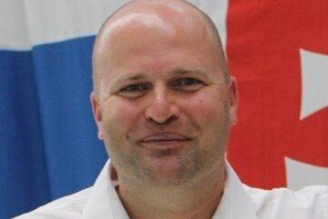 Ralf Müller ist Wasserball-Schiedsrichter.