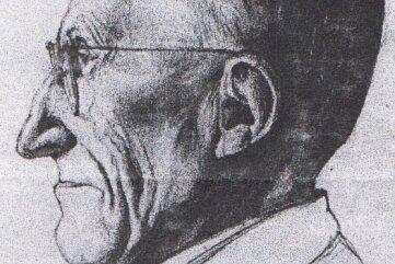 Fritz Zenner brachte Johannes Leipoldt zu Papier.
