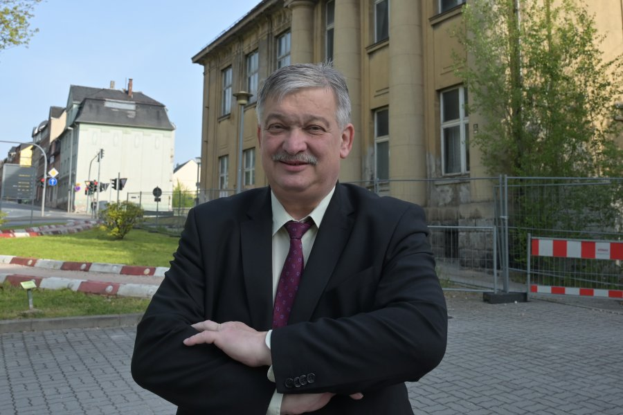 Noch keine Bürgermeister-Entscheidung in Aue-Bad Schlema
