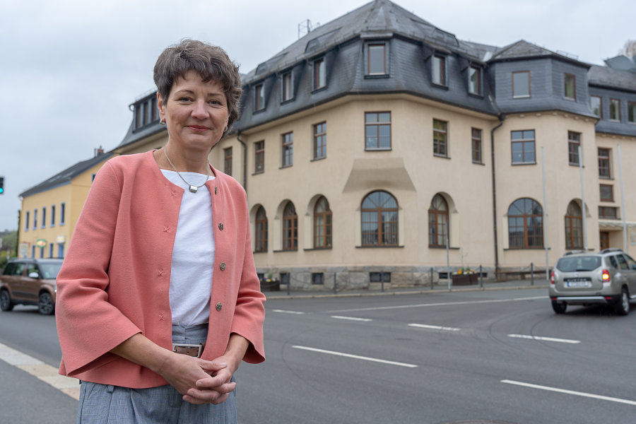 Kerstin Schöniger bleibt Bürgermeisterin