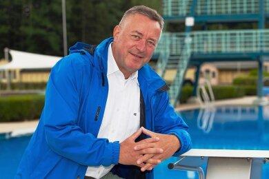 Will sich künftig als Berater für Kommunen und Unternehmen selbstständig machen: Ralf Oberdorfer.