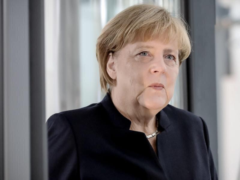 Merkel betonte in ihrer Videobotschaft, Sachsen sei «in vielen Teilen eine wirkliche Erfolgsgeschichte der deutschen Einigung».