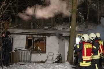 Laut Polizei gibt es inzwischen eine Ursache für den Brand des Bungalows.