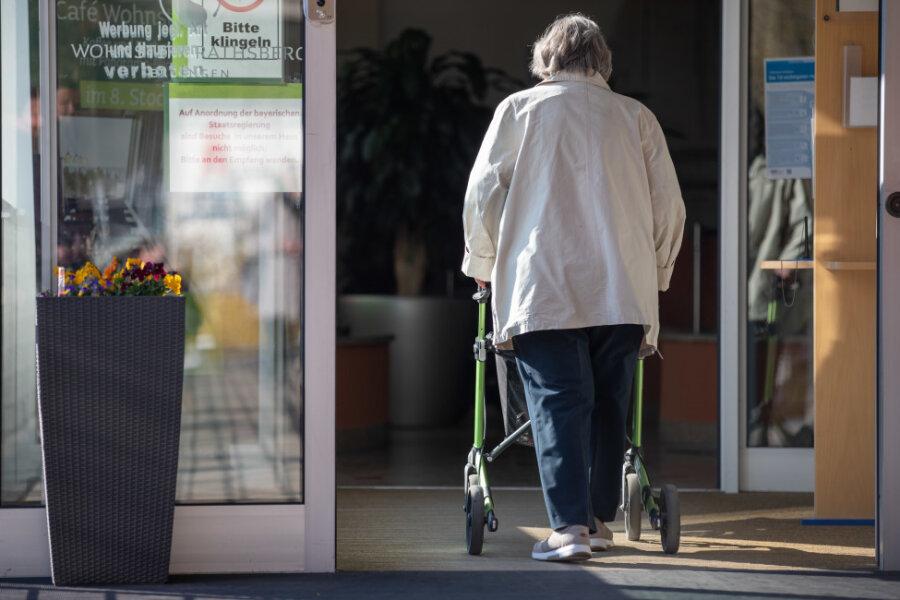 Ärger um kostenlose Tests in Schneeberger Pflegeheim