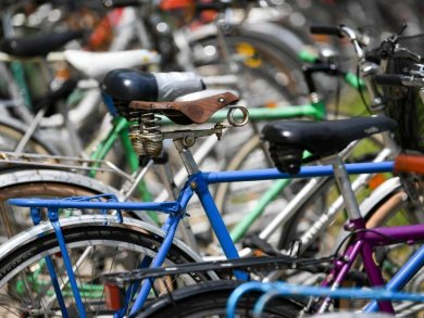 Die Fahrrad-Branche ist schon länger im Aufwind.