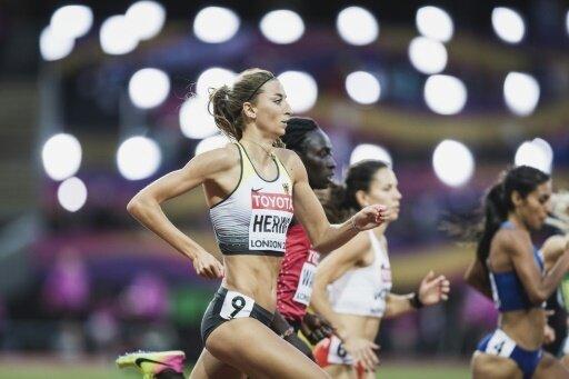 Christina Hering scheidet als Siebte im Halbfinale aus