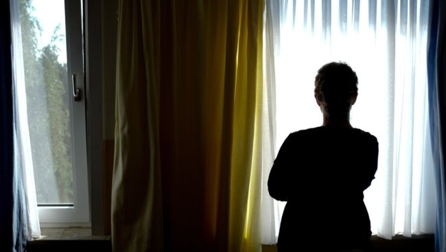 Viele Menschen, die der coronabedingte Lockdown isoliert hat, wollen über ihre Sorgen sprechen.