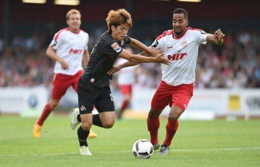 Bone Uaferro sicherte den Kölnern das Unentschieden