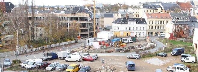 Neues City-Parkhaus in Plauen wirbelt Verkehrsführung durcheinander