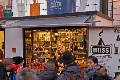 Kategorie 1 Licht und Dekoration: Räucherkerzchen HUSS (Hauptmarkt)