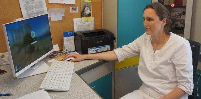 Franziska Schubert sieht einen großen Betreuungsbedarf bei Diabetes-Patienten.