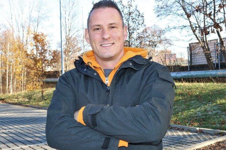 Mit 37 ist Jörg Laskowski noch in der Kreisoberliga aktiv.