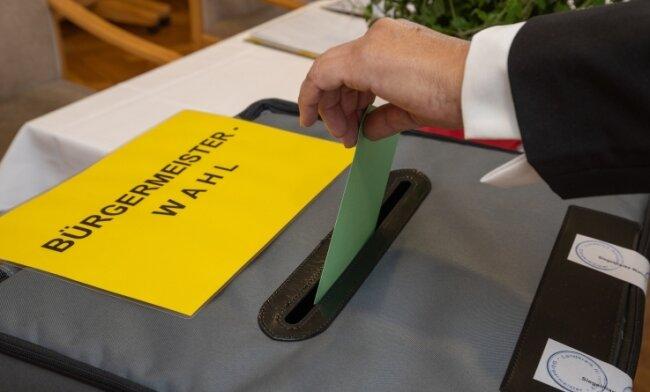 Die Mildenauer haben abgestimmt und Amtsinhaber Andreas Mauersberger bestätigt.