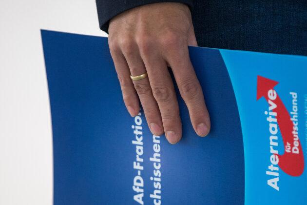 Bericht: AfD-Funktionär arbeitet beim Verfassungsschutz
