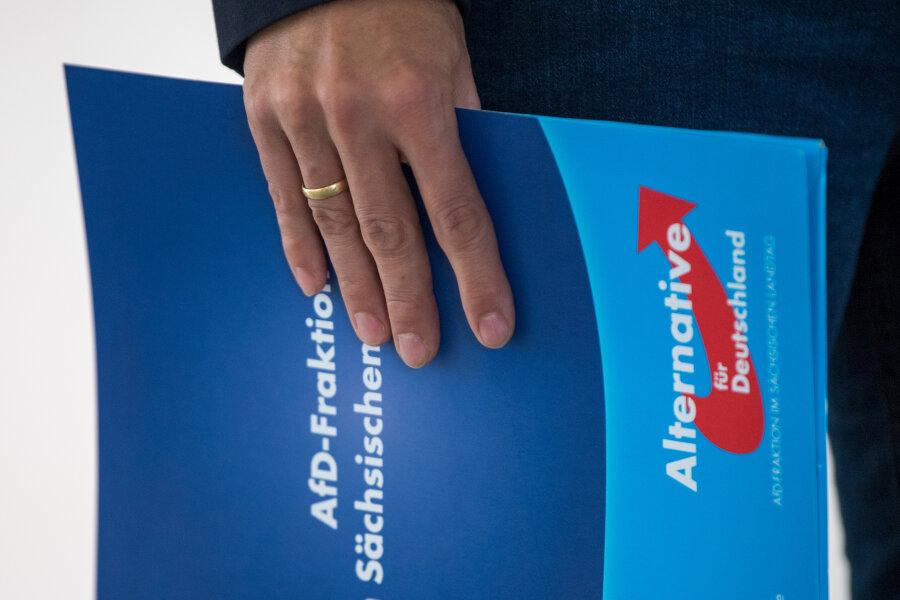 Droht der AfD eine Abspaltung?