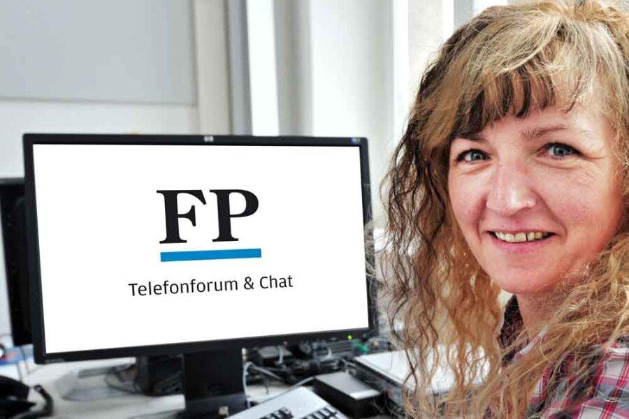Kathrin Berger stand beim Live-Chat zum Thema Reha Rede und Antwort.