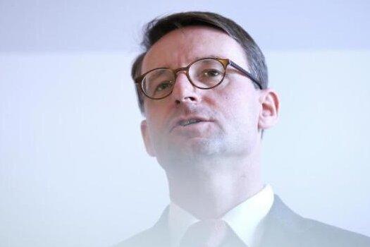 Sachsens Innenminister Roland Wöller.