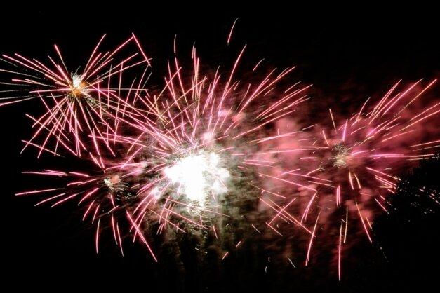 Feuerwerk lässt Feinstaubbelastung drastisch steigen