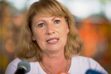 Petra Köpping - Sächsische Integrationsministerin