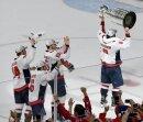Die Capitals feierten ihren ersten Stanley-Cup-Triumph