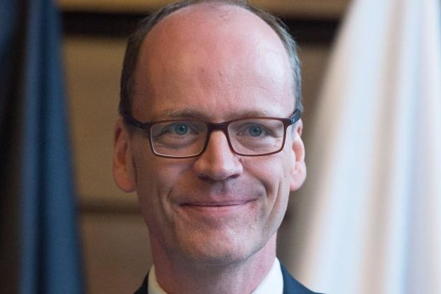 Sachsens Finanzminister Matthias Haß (CDU).