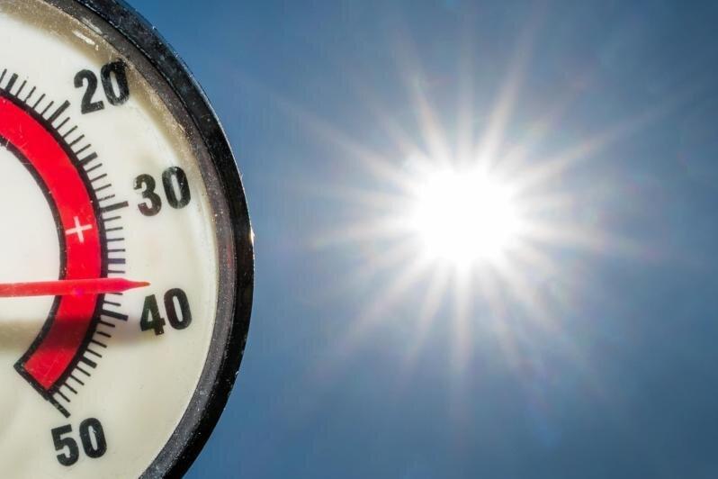 Sachsenhitze: Vielerorts neue Juni-Rekordwerte